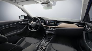 Skoda Scala's interior officially revealed ahead of world debut next week