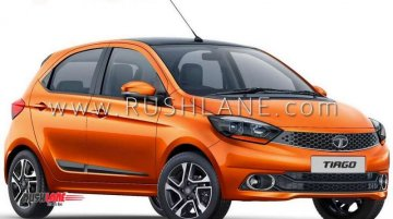 Tata Tiago XZ+ leaked online, Launch on 12 December - Report