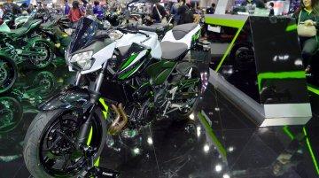 2019 Kawasaki Z250 launched in Thailand at the 2018 Thai Motor Expo
