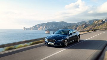 Jaguar XJ50 launched in India, Priced at INR 1.11 crore