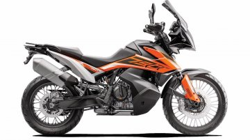 KTM 790 Adventure to reach Indian showrooms in Q4 of 2020 - Report