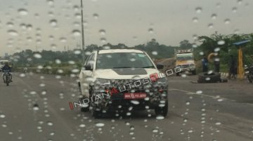 Jeep Compass Trailhawk spotted on test, to arrive in H1 2019