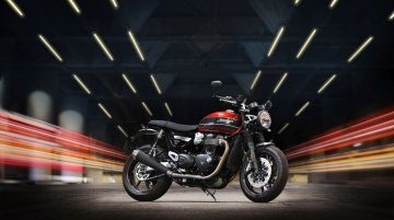 Triumph Speed Twin to be launched in India on 24 April