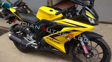 Yamaha YZF-R15 V3.0 to get dual-channel ABS - Report