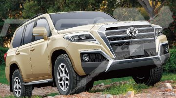 Next-gen Toyota Land Cruiser goes back to the drawing board - Report