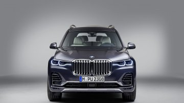 BMW X7 to be launched in India on 25 July