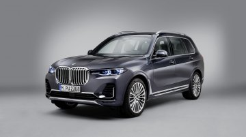 BMW X7 to be launched in India on 31 January 2019 - Report