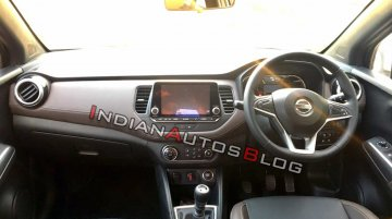 Nissan Kicks interior revealed ahead of the launch in January 2019