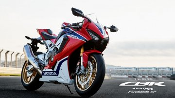 2019 Honda CBR1000RR Fireblade launched in India at INR 16.43 lakh
