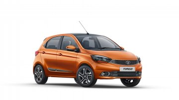 Tata Tiago updated with new standard safety features