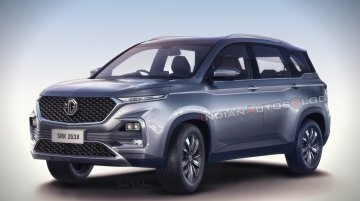 MG SUV's name to be announced in 2-3 months' time