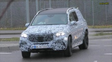 Rumoured first-ever Mercedes-Maybach GLS spotted on test [Video]