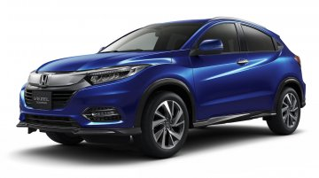 Honda Vezel Touring to be launched in Japan next month