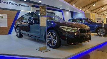 BMW 6-Series Gran Turismo M Sport - Motorshow Focus
