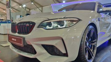 BMW M2 Competition at the Autocar Performance Show 2018