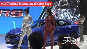 2019 Honda Civic | 35th Thailand International Motor Expo | Indian Autos Blog