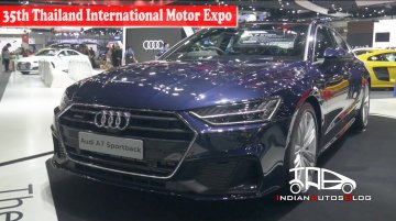 2018 Audi A7 | 35th Thailand International Motor Expo | Indian Autos Blog