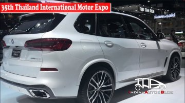 2019 BMW X5 | 35th Thailand International Motor Expo | Indian Autos Blog