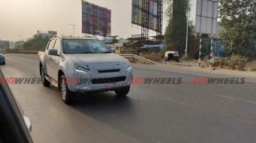 2019 Isuzu D-Max V-Cross to be available with a 1.9L engine and an AT - Report