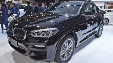 India-bound BMW X4 - Motorshow Focus