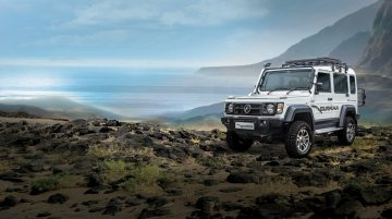 Force Gurkha Xtreme launched, priced at INR 12.99 lakh