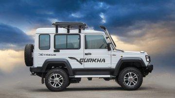Next-gen Force Gurkha to break cover in 2020 - Report