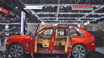 Rolls-Royce Cullinan - Motorshow Focus