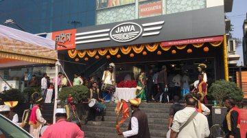 Jawa Motorcycles inaugurate two dealerships in Pune