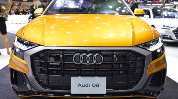 Audi sales witness an 18% decline in India in 2018