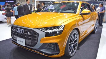 India-bound Audi Q8 - Motorshow Focus