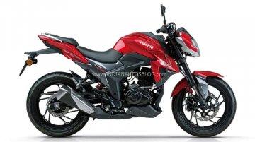Suzuki Gixxer 250 engine patent images leaked; Launch in Q1 2019?
