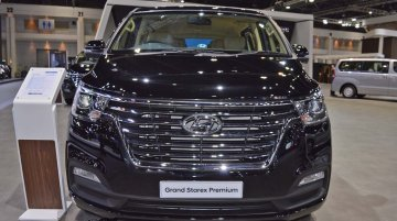 2018 Hyundai Grand Starex (facelift) - Motorshow Focus