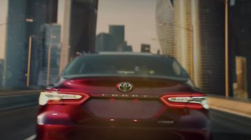 All-new Toyota Camry teased ahead of 18 January launch [Video]