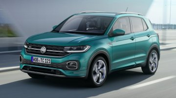 Volkswagen rules out a T-Cross plug-in hybrid - Report