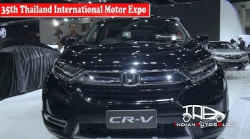 2019 Honda CR V | 35th Thailand International Motor Expo | Indian Autos Blog