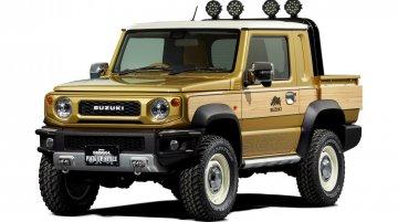 Suzuki Jimny Sierra 'Pickup Style' announced for Tokyo Auto Salon
