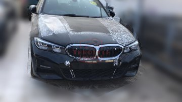 2019 BMW 3 Series spotted in India yet again