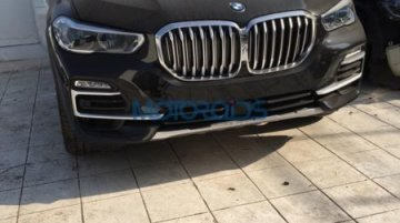 Next-gen 2019 BMW X5 lands in India in the xDrive30d variant