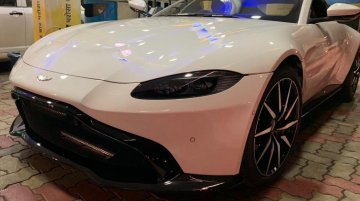 Aston Martin Vantage launched in India at INR 2.86 crore [Update]