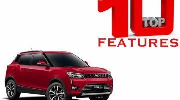 10 features of the Mahindra XUV300 revealed to the media