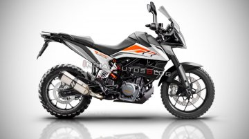 KTM 250 Adventure under development - Report