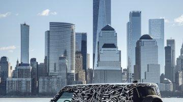 Land Rover Defender - Image Gallery