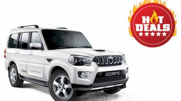 10 cars with great discounts on MY 2018 stock - Mahindra Scorpio to Hyundai Grand i10