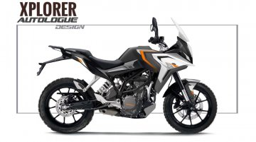 Launch details and prices of Autologue 'Xplorer' kit for KTM range and Bajaj Dominar 400 released