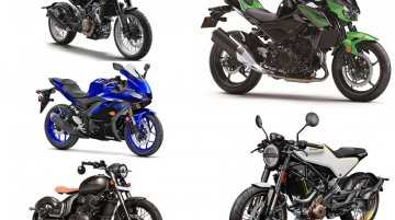 Upcoming motorcycles in India, Part 3 - Yamaha R3, Husqvarna 401...