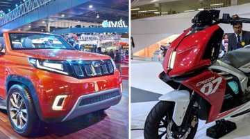 10 'bodacious' concept cars/bikes from past editions of Auto Expo - Part 2