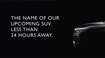 MG India to reveal its SUV's name tomorrow