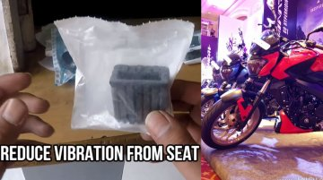 Bajaj Dominar 400 owners can avail vibration reduction kit for free [Video]