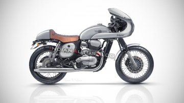 How do you like our Jawa Forty Two cafe racer?