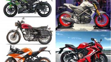Upcoming motorcycles, Part 4 - Yamaha MT-15, KTM RC 250..